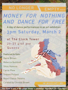 Dance Day Flyer